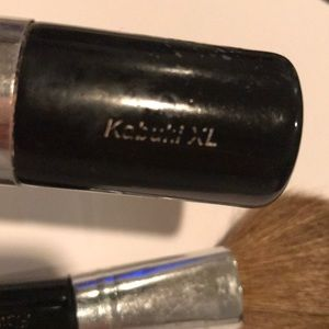 bareMinerals Makeup - Set of 2 mineral hygienics brushes